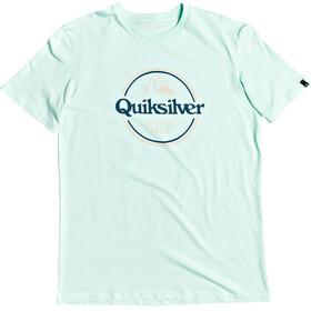 Quiksilver Words Remain Maglietta a maniche corte Uomo, verde